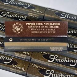 PAQUETS SMOKING BROWN SLIM