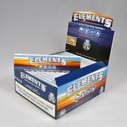50 PAQUETS FEUILLES ELEMENTS SLIM (1 BOITE)