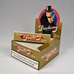 SMOKING GOLD SLIM (1 BOITE)