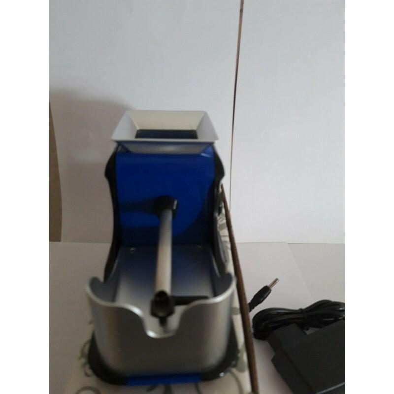 tubeuse turbo bleu