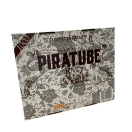 1  boite de 1000 tube piratube