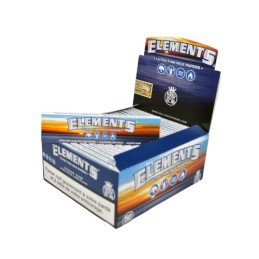 dos feuilles elements slim