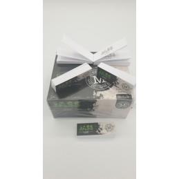 50 carnets de 50 filtre en carton jass taille M