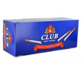 4 boites de 250 tubes club